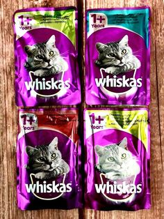 Whiskas cat food pouches 1 x years adult cats flavour of your choice Cat Food, Vitamins And Minerals, Pet Care, Pouches, Your Pet, Snack Recipes, Yummy Food, Foods, Cats