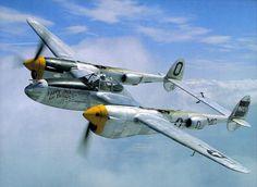 Gallery For P38 Lightning