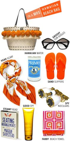 We love this super fun beach bag round-up by @Mrs. Lilien -- makes us want a vacay ASAP!