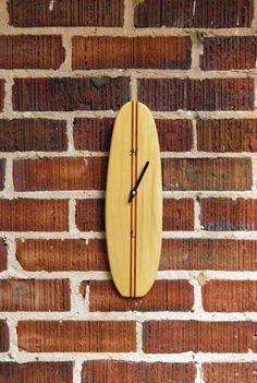 Tide Clock by dropmeinthewater on Etsy, $41.00