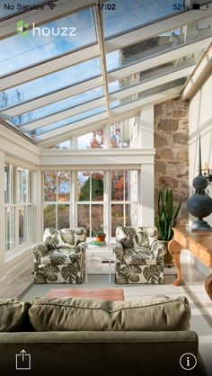 Gallery of beautiful sunroom ideas designs . A sunroom addition to your home is similar to a mix of a backyard patio and living room. Home Design, Interior Design, Design Ideas, Design Design, French Interior, Patio Design, Garden Design, Modern Design, Conservatory Design