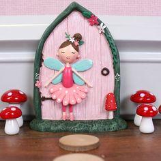 Fairy Door with Fleur   Practically Magic