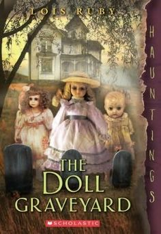book cover of   The Doll Graveyard