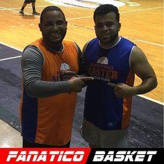 by @jancavacs #FanaticoBasket  Poniendo a brillar a mi hermano Ivo Luis Melo para que lo conozcan a nivel mundial  #PuertoPlata #LigaMaster #baloncesto #sudandoando