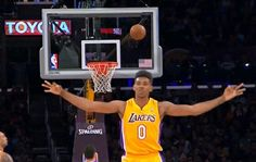Lol he celebrated and missed the 3 ball lol