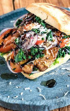 stuttgartcooking: Burger auf meine Art