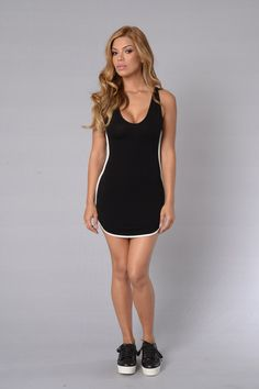 Top of the Line Dress