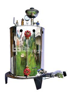 7 Ide Setrika Uap Boiler Uap Pengering Kompor