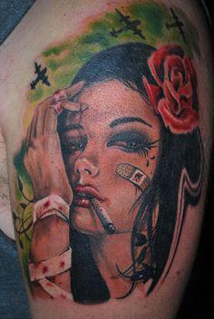 Artists - Crazy AITS (Australian International Tattoo Show)