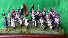 Front Rank 28mm French Old Guard Grenadiers