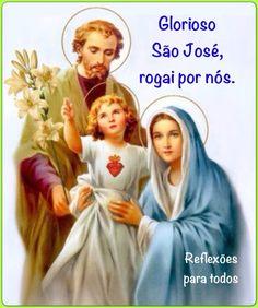ORAÇÃO A SÃO JOSÉ Ó glorioso São José, digno de ser amado, invocado e venerado com especialidade entre todos os santos, pelo primor de vossas virtudes...