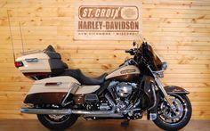 2014 Harley-Davidson® FLHTK - Electra Glide® Ultra Limited Stock: 852596   St. Croix Harley-Davidson®