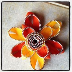 Kolleen Kilduff. Design by Night is a one woman and two dog (and occasionally one bribed husband) crafting machine that creates feather and flower hair accessories and brooches for women. Her tutorials  have been featured in a National Magazines.