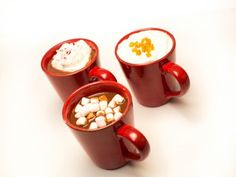 Get Rev's Rich and Creamy Hot Chocolate with Mix-ins Recipe from Cooking Channel Cooking Channel Shows, Cooking Channel Recipes, Semi Sweet Chocolate Chips, Hot Chocolate Recipes, Supper Recipes, Brunch Recipes, Drink Recipes, Cocktail Recipes, Candied Orange Peel