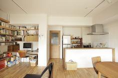 スタイル工房シンプルナチュラルなあたたかさ | MUJI RENOVATION CLUB | MUJI HOUSE VISION