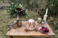 Shooting éditorial dans les bois | La Bohème | Location de décoration et mobilier vintage