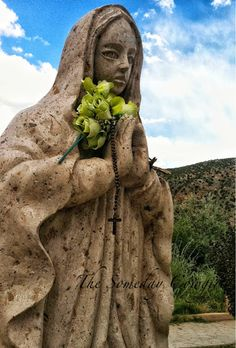 Our Lady of Guadalupe in Chimayo, New Mexico