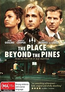 The Place Beyond the Pines DVD GIVEAWAY