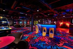 Your teens will have a blast at Entourage! #Ultimategetaway http://www.getaway.ncl.com/