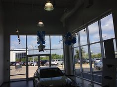 Honda Dealership Themes - Balloon Man LLC #customdesigns #balloondesigns - We understand the reasons you use balloons in your showroom marketing. Let Balloon Man, LLC transform your showroom into a festive, yet, relaxing atmosphere for your customers 365 days a year. Create a sales event every day of the week!