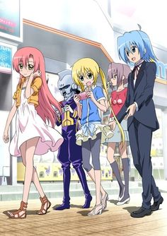 Hayate no Gotoku! Movie: Heaven is a Place on Earth