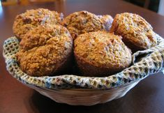 Carrot-Parsnip Muffins