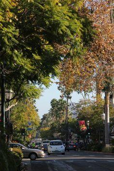 Santa Barbara, California, diciembre 2013