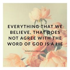 Word Of God, Believe, Words, Home Decor, Decoration Home, Interior Design, Home Interior Design, Home Improvement