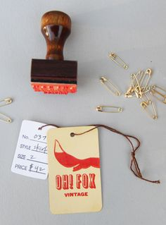 Oh! Fox branding and design by Go Forth out of Austin, Texas