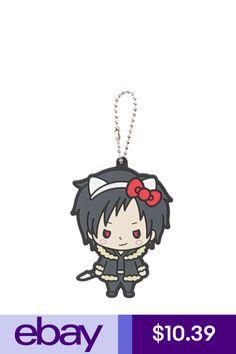 642ee93f5f32 Hello Kitty X Durarara!! Shizuo Heiwajima Chibi Character Keychain ...