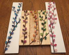 Imagini pentru leaf string art