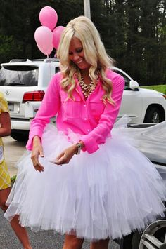 Bridal shower outfit.! Going to need someone to make this for me for sure!