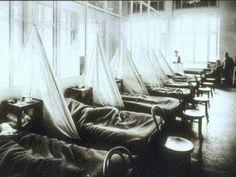 "GOTN: Η ""Ισπανική γρίπη"" ήταν μία από τις πιο θανατηφόρε..."