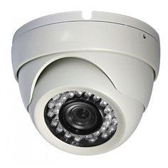 SSS-CN1225D 700TVL 30PCS IR LED CCD Dome Camera