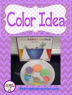 Check out this Color Science Experiment! I am so excited to share with you an awesome,  wonderful activity all about colors! We read the book… White Rabbit's Color Book by Alan Baker. I talk with my students about how I read about things in books like mixing colors, but sometimes I think it is more […]