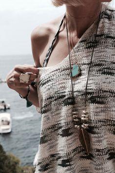 A MORNING IN CALA FALCO - MALLORCA #fashion #outfit #ootd #summer #dress #boho #holidays