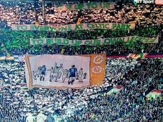 Tonight marks a exciting new chapter in Celtic football clubs history ,not only will the league flag be unveiled to a capacity crowd of near 60000 but Celtic will have the chance to avenge a loss l…