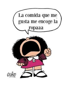 18 Ideas memes risa humor chistes for 2019 Spanish Humor, Spanish Quotes, Mafalda Quotes, Decir No, Laughter, Infographic, Have Fun, Funny Quotes, At Least