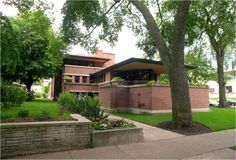 Frank Lloyd Wright The Robie House