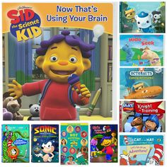 NCircle #Giveaway ~ 10 Kids DVD's, Oh My! ($100 Value) - BB Product Reviews