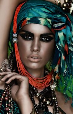 Chic Morrocan Beauty