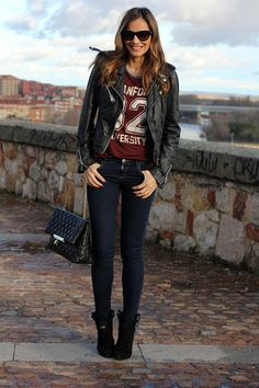 32 t-shirt looks - Lady Addict