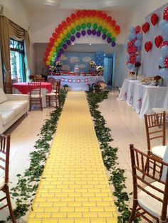 Studio Decor Eventos: Festa Mágico de Oz