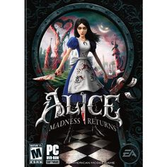 Alice: Madness Returns ❤ liked on Polyvore featuring games