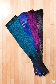 Teal, violet, pink and black. Which Performance Legging to pick? No need to limit your workout look options with the C9 Champion collection. Pay way less than the competition and get the performance you love. Made with stretch fabric and Duo Dry+ technology, these leggings will make every move and keep you dry along the way.