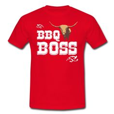 Nur für wahre Grill Meister ... Du bist der BBQ Boss!