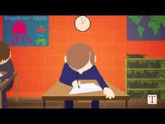 """Aindí na hÁrdteiste """"Preparing for the Leaving Cert Irish exam? All the clever clichés you ever needed for an Irish essay in this 2 minute video. Irish Language, Irish People, Primary School, School Stuff, Ireland, Clever, College, Study, Teaching"""