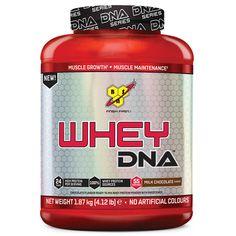 bsn whey dna 1870 grams protein powder - Фитнес и Добавки 100 Whey Protein, Whey Protein Concentrate, Protein Rich Foods, Protein Blend, Whey Protein Powder, Whey Protein Isolate, High Protein Recipes, Protein Sources, Bsn Supplements