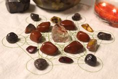 Discover the power and meaning behind red gemstones & crystals. Ignite your passion, enhance your vitality and revitalize your mind with red stones!