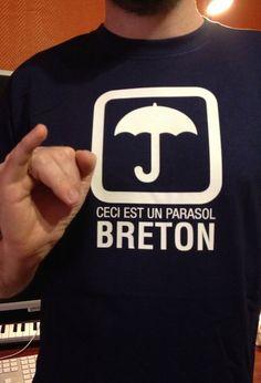 parapluie , Bretagne .
